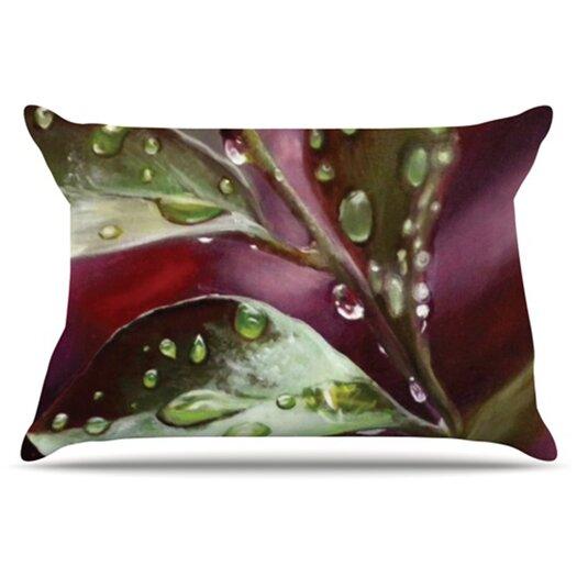 KESS InHouse April Showers Pillowcase