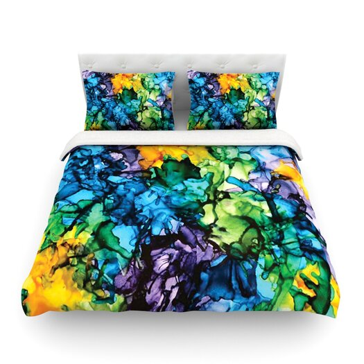 KESS InHouse Gra Siorai by Claire Day Featherweight Duvet Cover