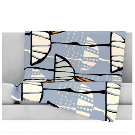 KESS InHouse Eden Throw Blanket