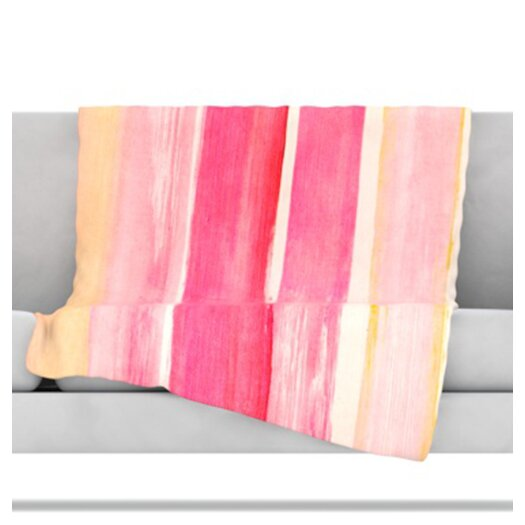 KESS InHouse Coulour Play Throw Blanket