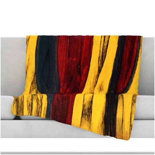 KESS InHouse Sheets Throw Blanket