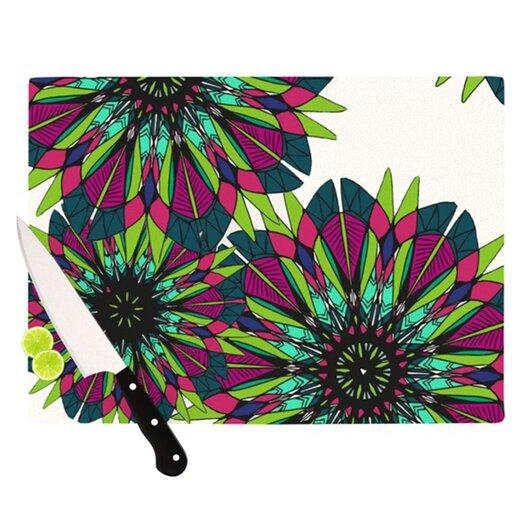 KESS InHouse Bright Cutting Board