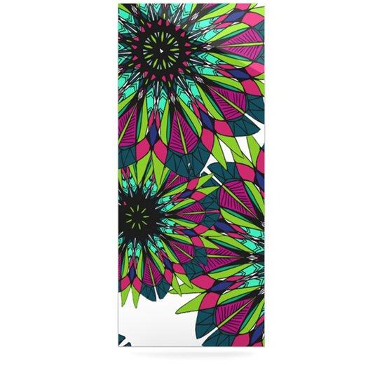 KESS InHouse Bright by Alison Coxon Graphic Art Plaque