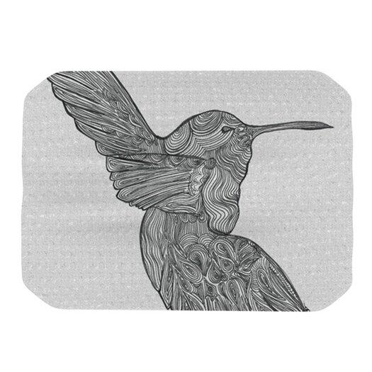 KESS InHouse Hummingbird Placemat