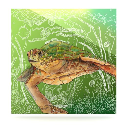 KESS InHouse Shelley by Catherine Holcombe Graphic Art Plaque