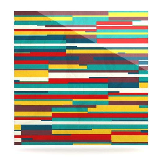 KESS InHouse Blowmind by Danny Ivan Graphic Art Plaque