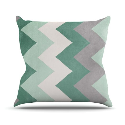 KESS InHouse Winter Throw Pillow