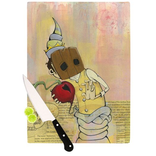 KESS InHouse Thalamus Cutting Board