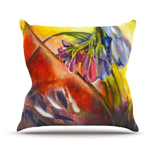 KESS InHouse Progression Throw Pillow