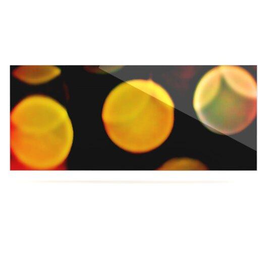 KESS InHouse Lights by Maynard Logan Graphic Art Plaque