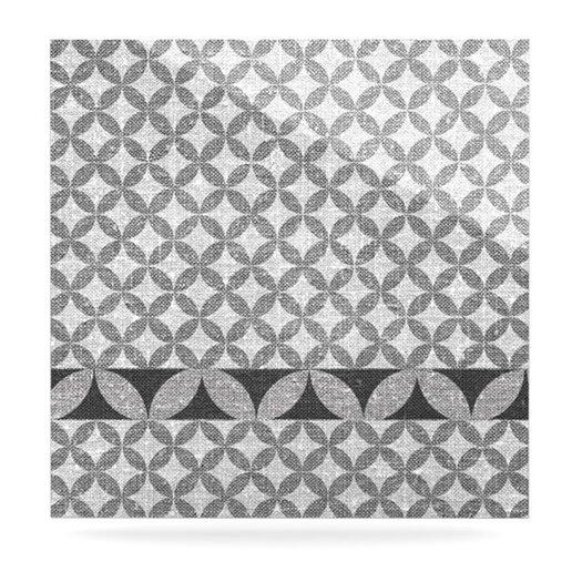 KESS InHouse Diamond by Nick Atkinson Graphic Art Plaque