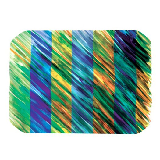 KESS InHouse Set Stripes II Placemat