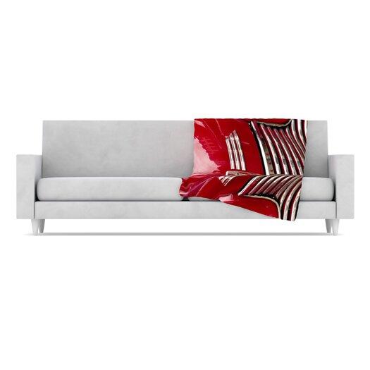 KESS InHouse Chevy Throw Blanket