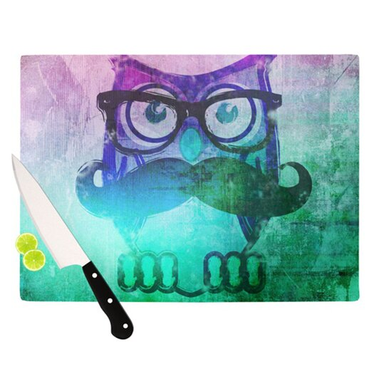 KESS InHouse Showly Cutting Board