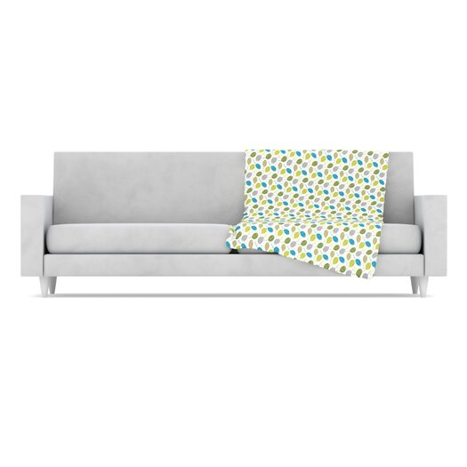 KESS InHouse Tangled Throw Blanket