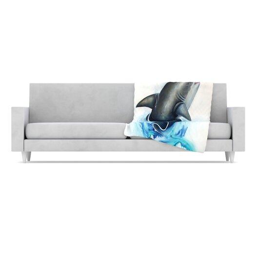KESS InHouse Lucid Throw Blanket