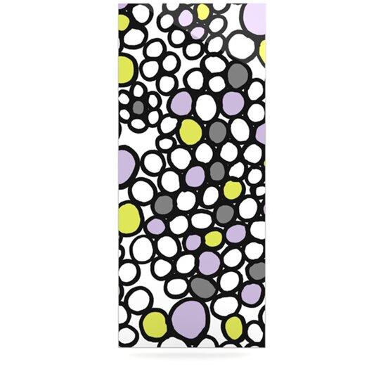KESS InHouse Pebbles by Emine Ortega Graphic Art Plaque