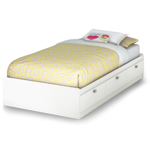 South Shore Sparkling Mate's Storage Bed
