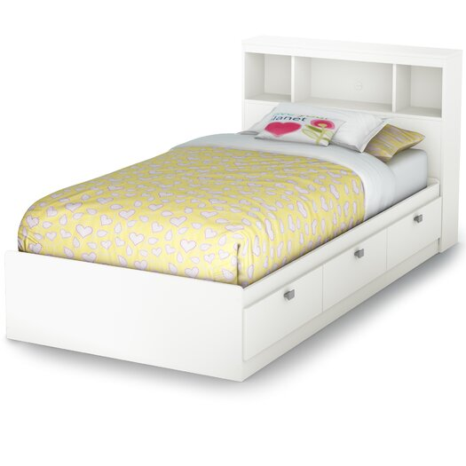 South Shore Sparkling Storage Mate's Customizable Bedroom Set