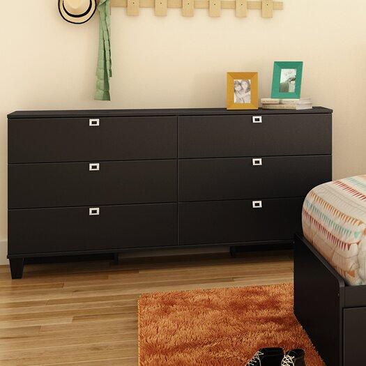South Shore Karma 6 Drawer Dresser