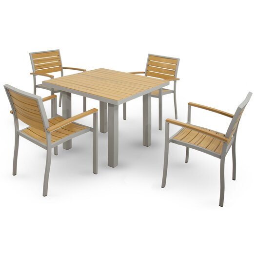 Ivy Terrace Ivy Terrace 5 Piece Dining Set