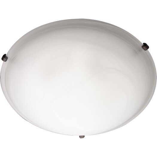 Maxim Lighting Malaga 2-Light Flush Mount