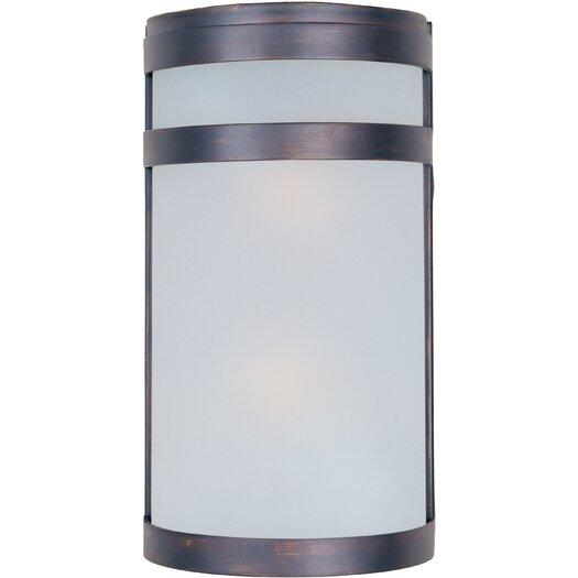 Maxim Lighting Arc 2 Light Outdoor Flush Mount
