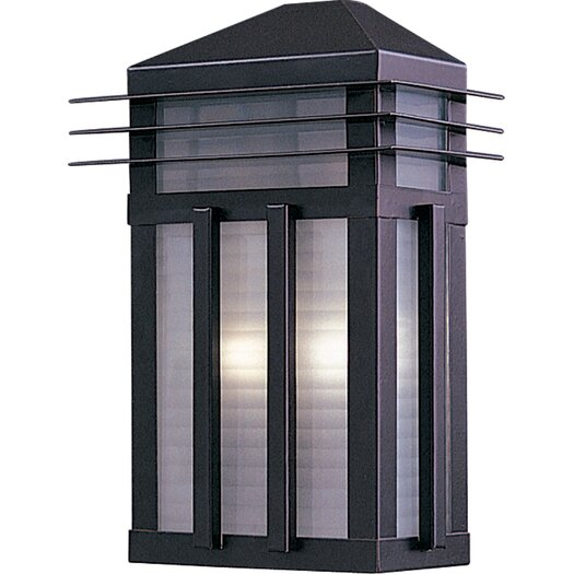 Maxim Lighting Gatsby 2 Light Wall Lantern
