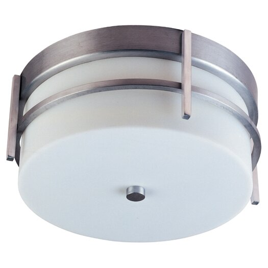 Maxim Lighting Luna 2 Light Flush Mount