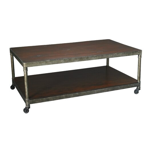 Hammary structure coffee table allmodern for Table structure