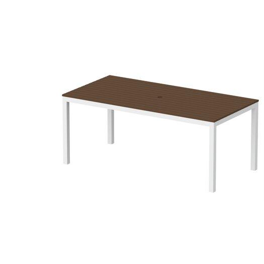 "Elan Furniture Loft 72""x36"" Outdoor Dining Table"