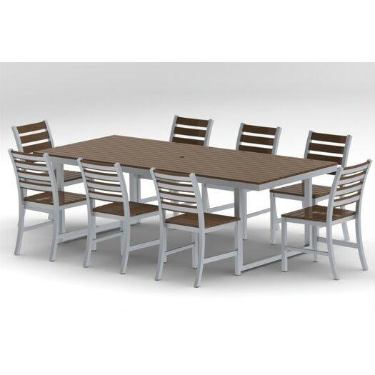 Kinzie 9 Piece Dining Set