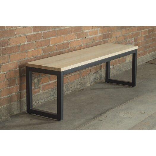 Elan Furniture Loft Two Seat Bench