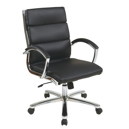 Executive Mid-Back Office Chair