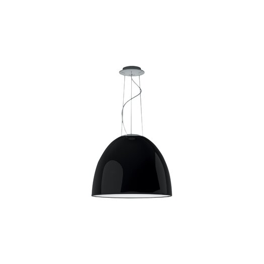Artemide Nur LED 1 Light Bowl Pendant