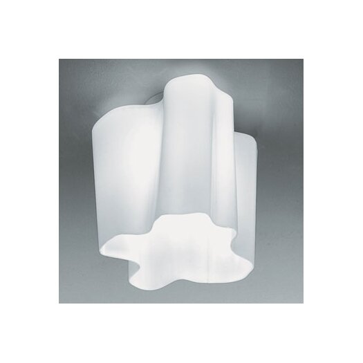 Artemide Logico Semi Flush Mount