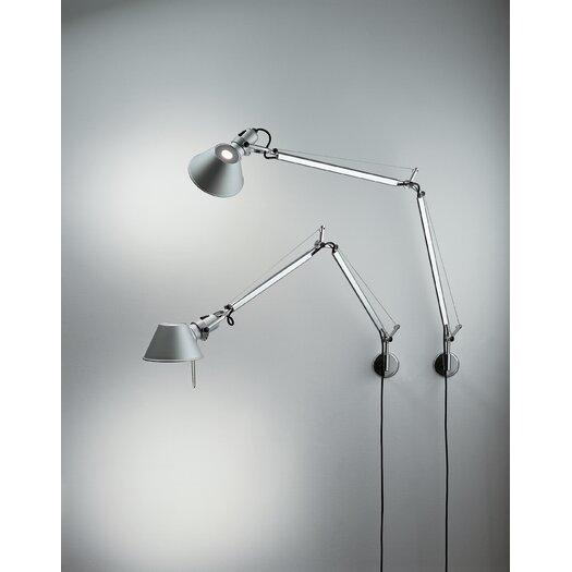 artemide tolomeo micro wall light allmodern. Black Bedroom Furniture Sets. Home Design Ideas