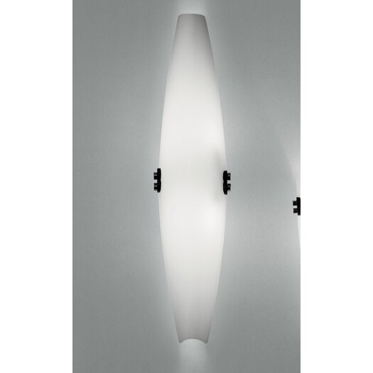 Artemide Robbia Full 2 Light Wall Sconce