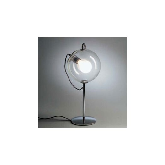 """Artemide Miconos 18.75"""" H Table Lamp with Sphere Shade"""