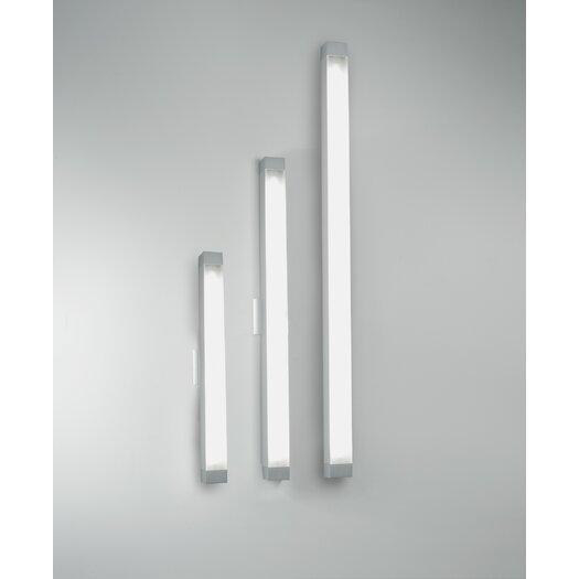 Artemide 2.5 Square Strip Wall Light