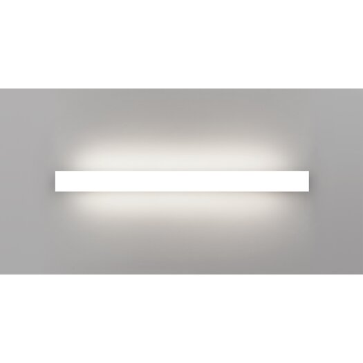 Artemide Bliss 1 Light Wall / Ceiling Sconce
