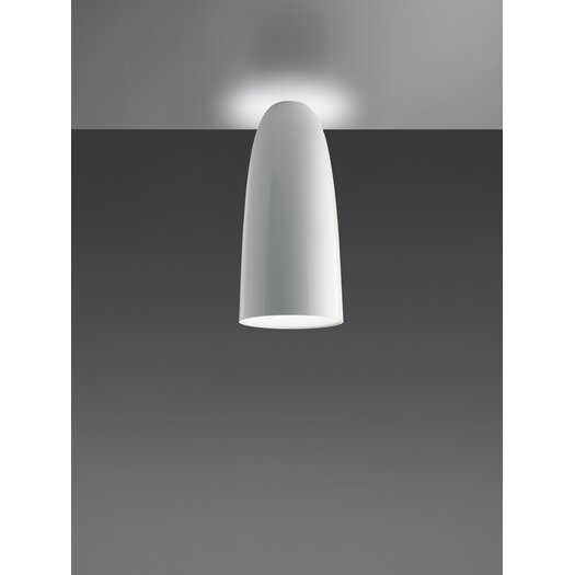 Artemide Nur 75 Gloss Ceiling Light