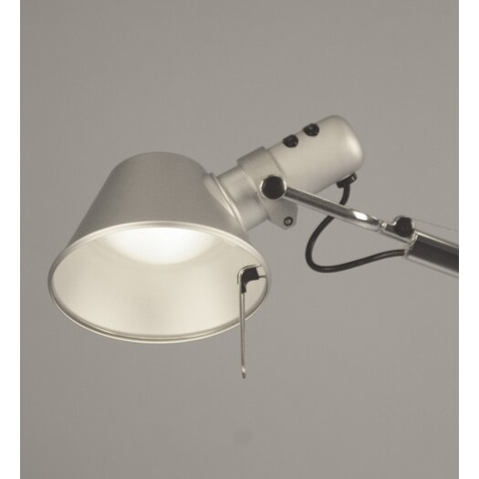 "Artemide Tolomeo Classic TW 25.44"" H Table Lamp with Empire Shade"