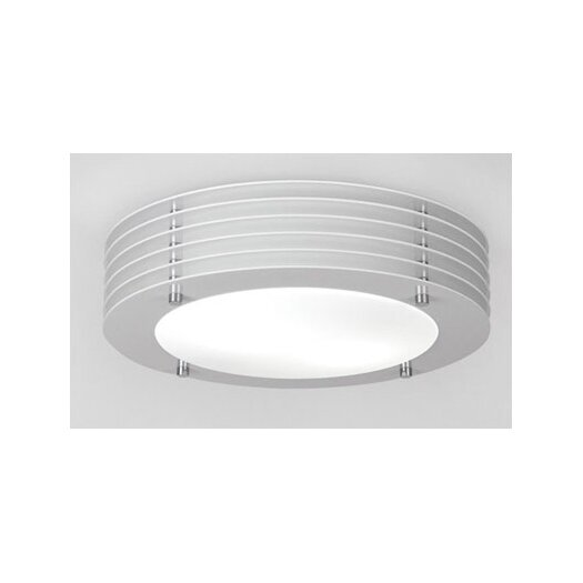 Artemide Lyra Disc Wall and Ceiling Light