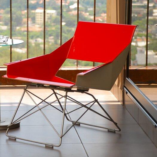 Markamoderna HSLM-F Fiberglass Lounge Chair