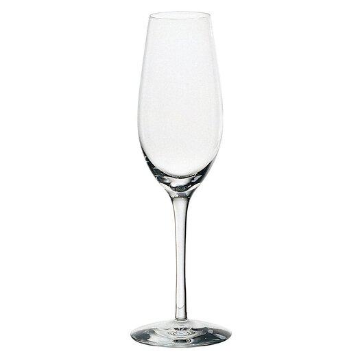 Orrefors Merlot Champagne Flute