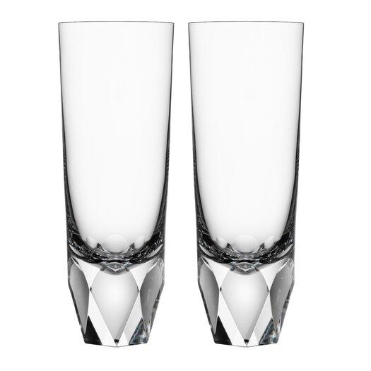 Orrefors Carat Glass