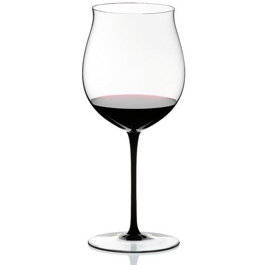 Riedel Black Tie Burgundy Grand Cru Red Wine Glass
