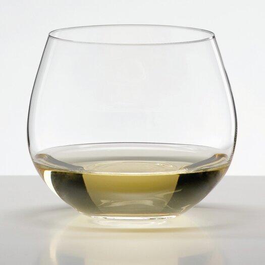 "Riedel ""O"" Oaked Chardonnay White Wine Glass"