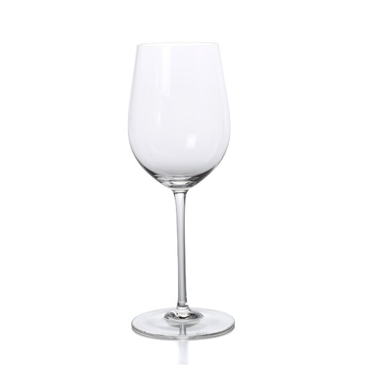 Riedel sommeliers chablis chardonnay white wine glass allmodern - Riedel swirl white wine glasses ...